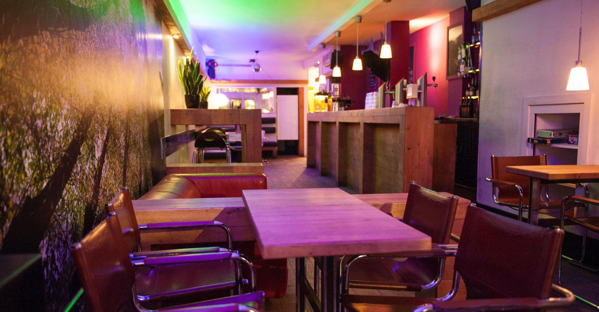 Welkom bij Stockholm Café